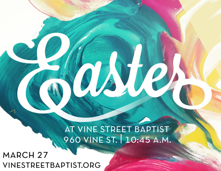 Easter at Vine Street